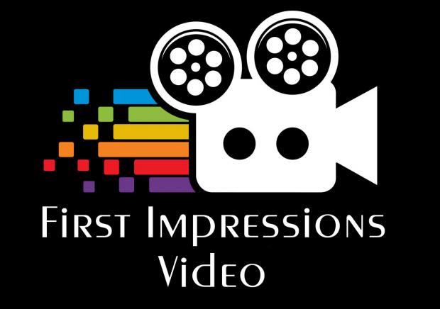 Demo reel first impressions video logo maxwellsz